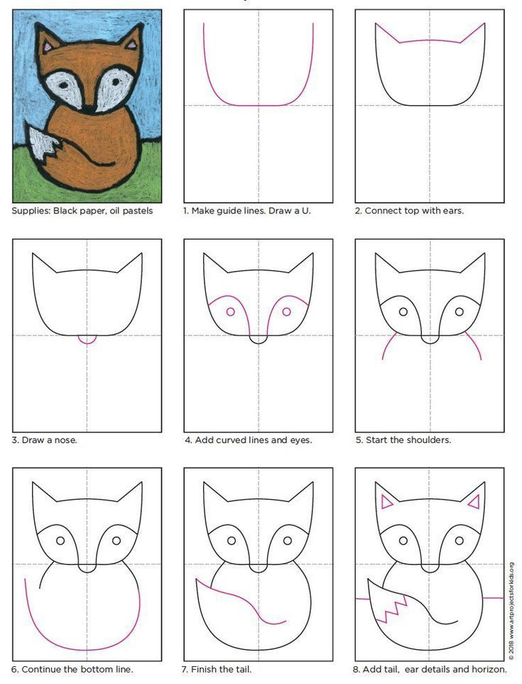 Nettes Fox Zeichnen Cutefox Nettes Fox Zeichnen Nettes Zeichnen In 2020 Art Drawings For Kids Cute Fox Drawing Fox Drawing