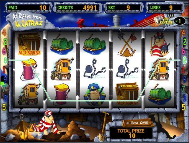 Алькатрас играть бесплатно игровые автоматы можжевельник средний голден стар