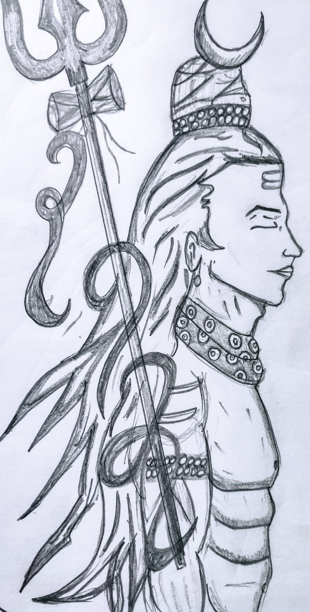 Lord Shiva Sketch Lord Shiva Sketch Abstract Pencil Drawings Shiva Tattoo Design
