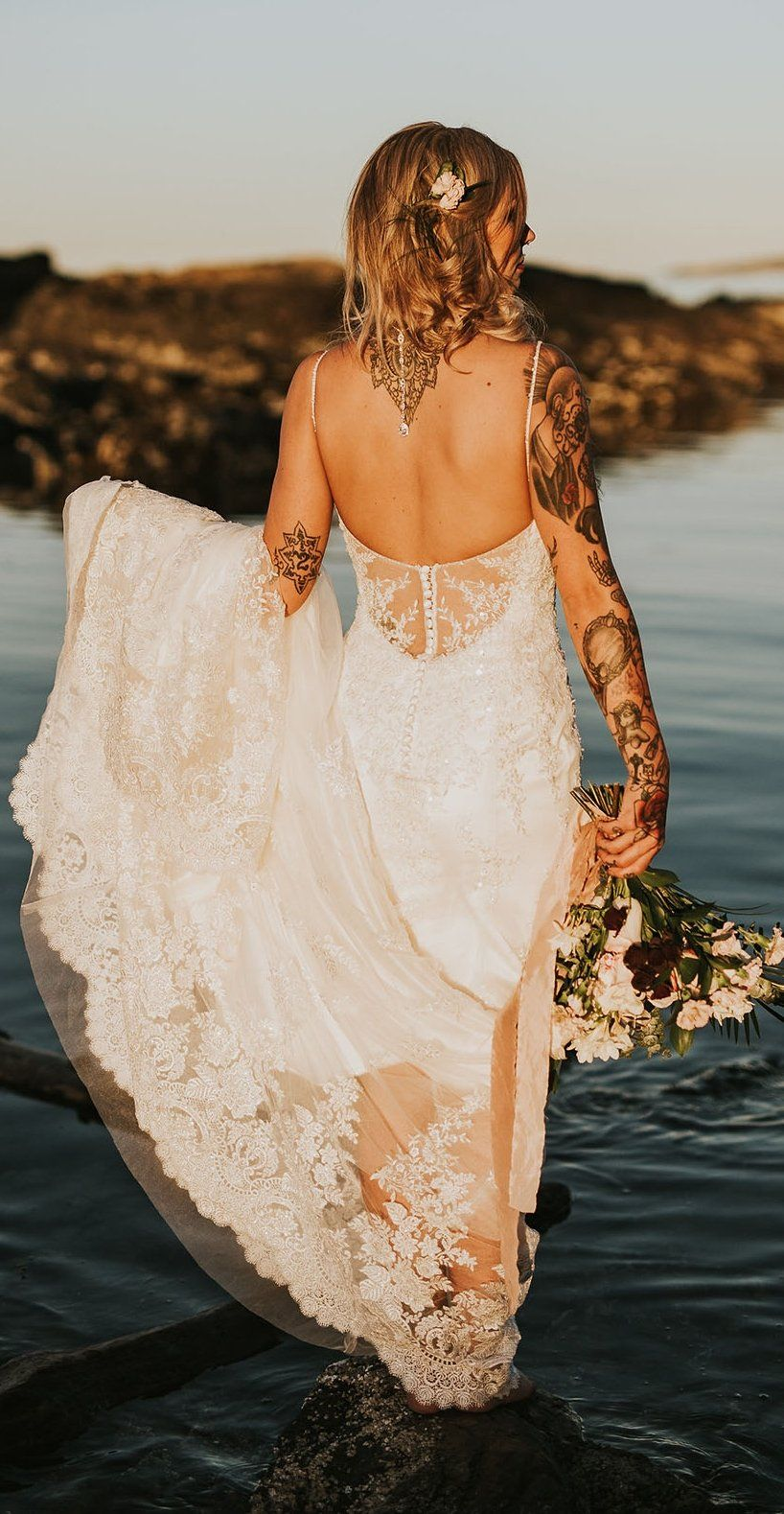 reasons we adore fall weddings featuring maggie sottero designs