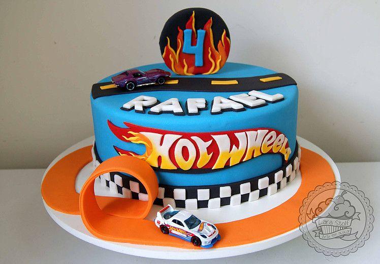 Hot Wheels Cake Things We Make And Bake At Lara Stolf Pinterest