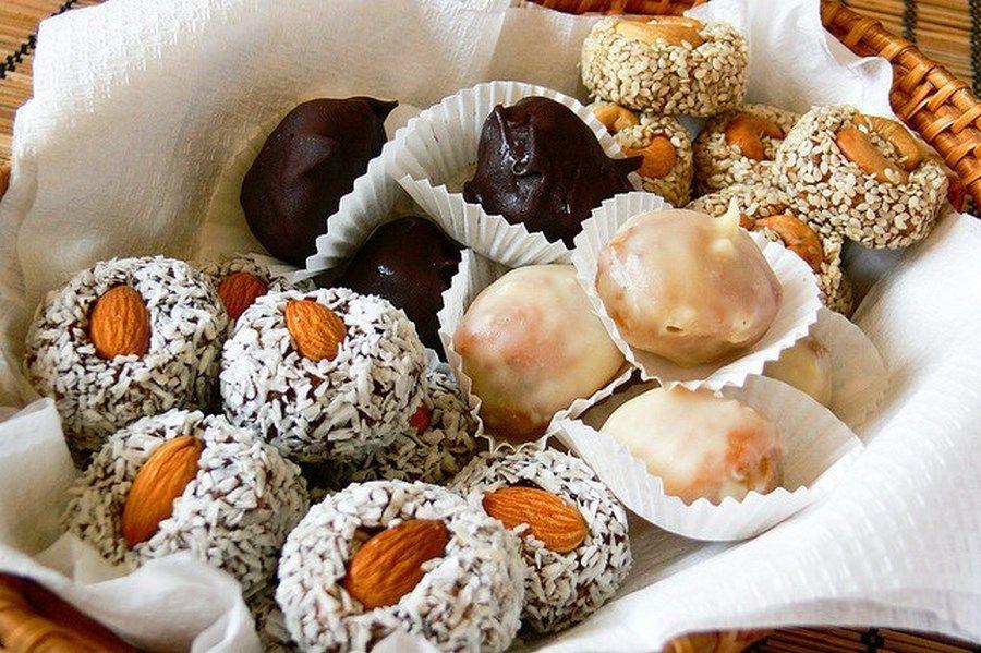 полезные сладости своими руками рецепты с фото таких озёр тут