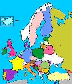 Paisos D Europa Mapa Interactiu.Mapa Interactivo De Europa Paises Y Capitales Luventicus