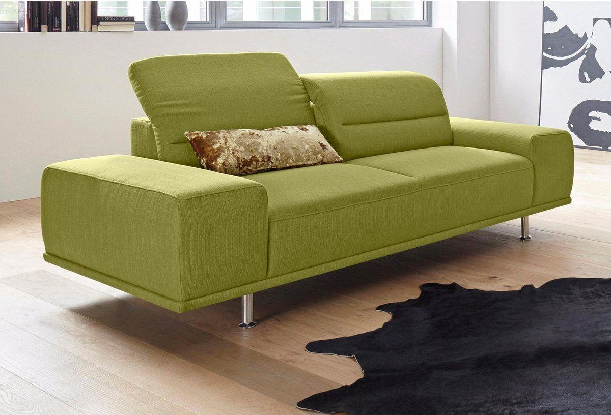 Sit More 3 Sitzer Mit Federkern Inklusive Sitztiefenverstellung Online Kaufen 3 Sitzer Sofa Sofas Und Sitzen