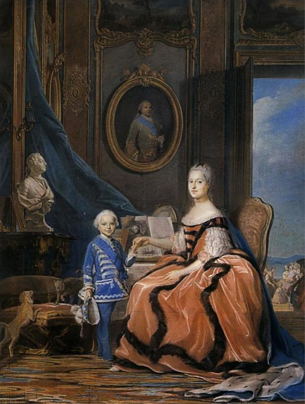 """Résultat de recherche d'images pour """"Marie-Josèphe de Saxe par Frédou"""""""