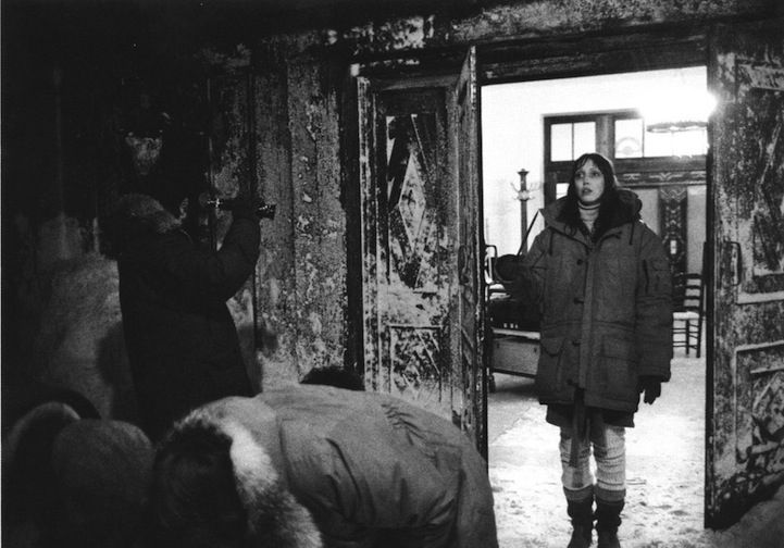 Image result for the shining behind the scenes