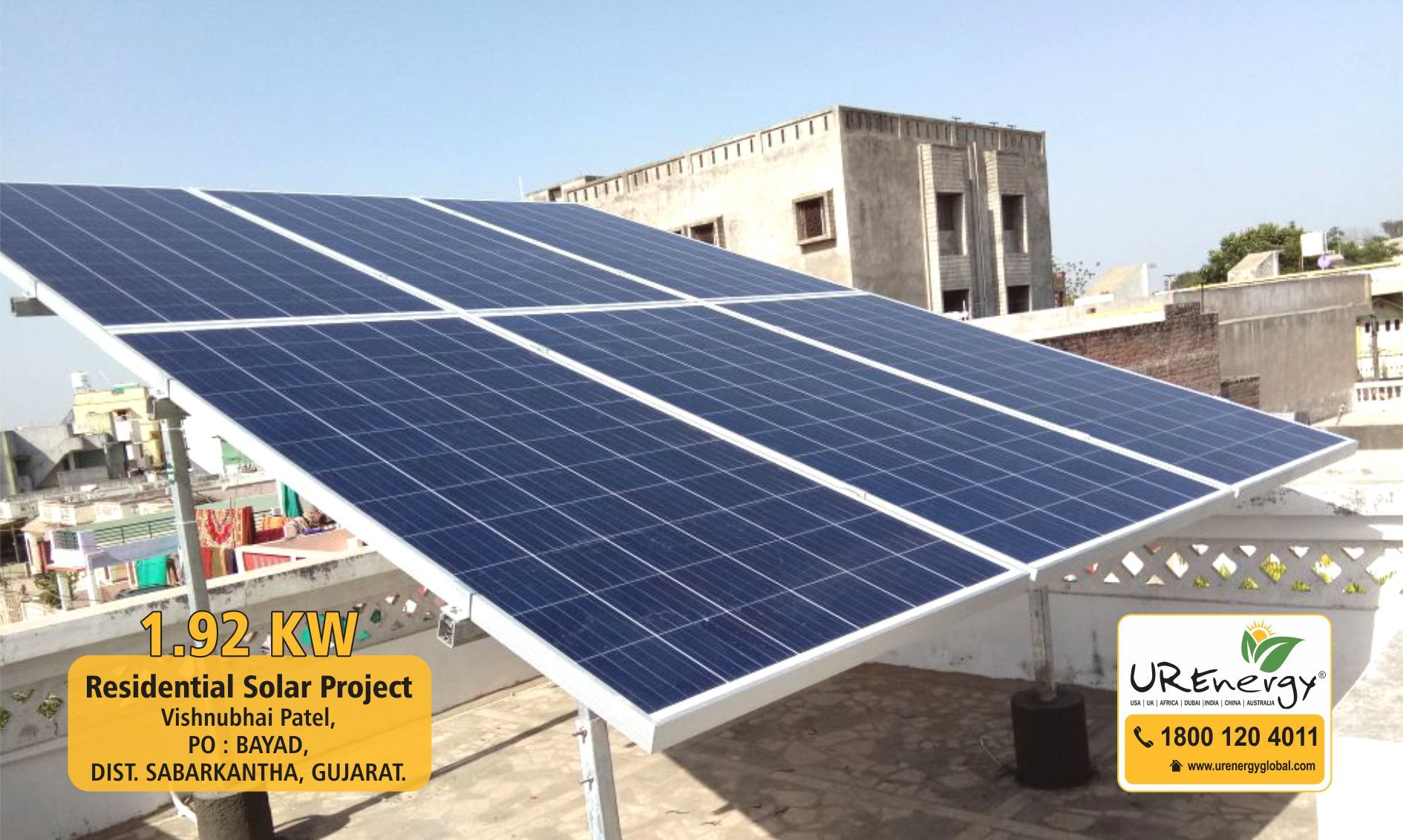 Residential Solar Packages 4 Kw Solar Panel System Kit U R Energy Residential Solar Solar Solar Panels