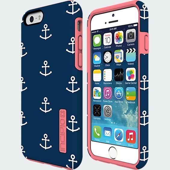 8bcf31c6bc5 Incipio DualPro Prints for iPhone 6 - Anchors - Verizon Wireless. Encuentra  este Pin y muchos más en fundas y accesorios para celulares ...