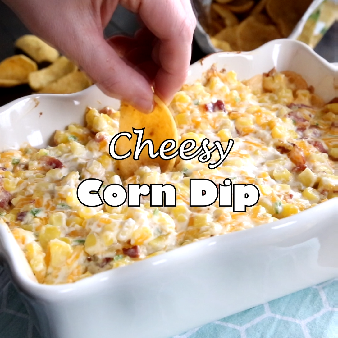 Delicious And Hot In 2019: A Delicious Hot Dip With Jalapeno, Corn