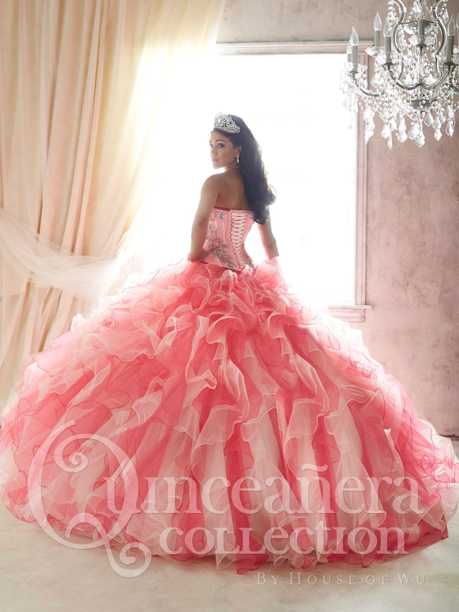 House of Wu Quinceanera Dress Style 26807 | vestidos XV, 15 años y ...
