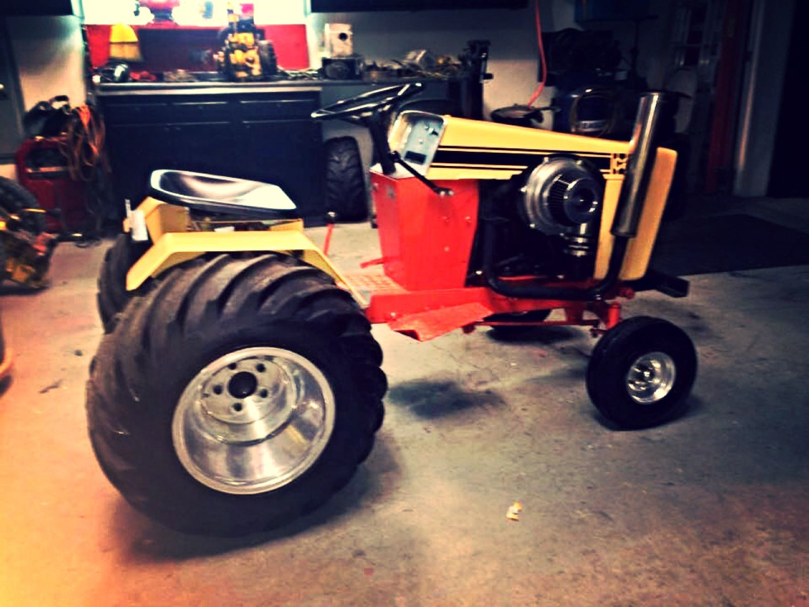 19 best Tractor Pulling images – Garden Tractor Pulling Sled Plans