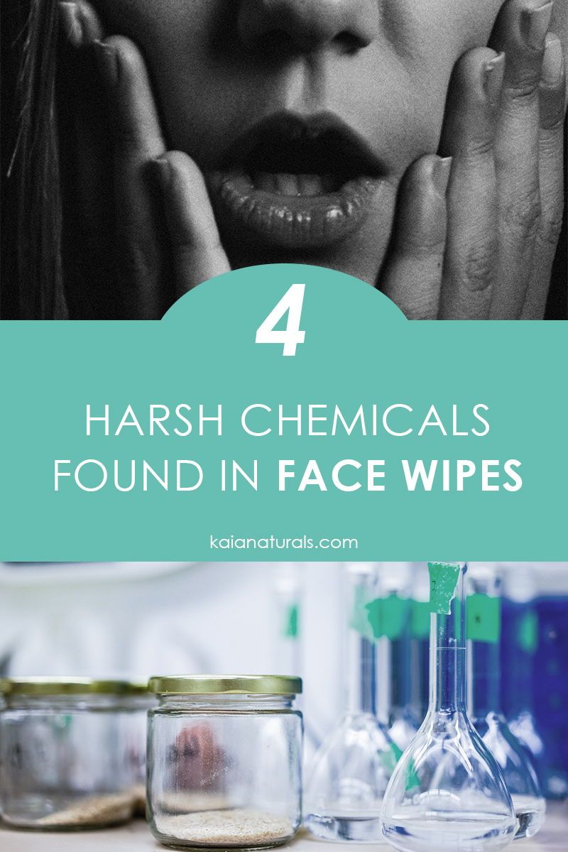 Are Face Wipes Really Bad For Your Skin? kaia naturals