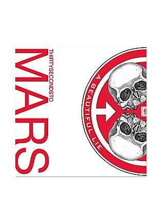 Thirty Seconds To Mars A Beautiful Lie Vinyl Lp 30 Seconds To