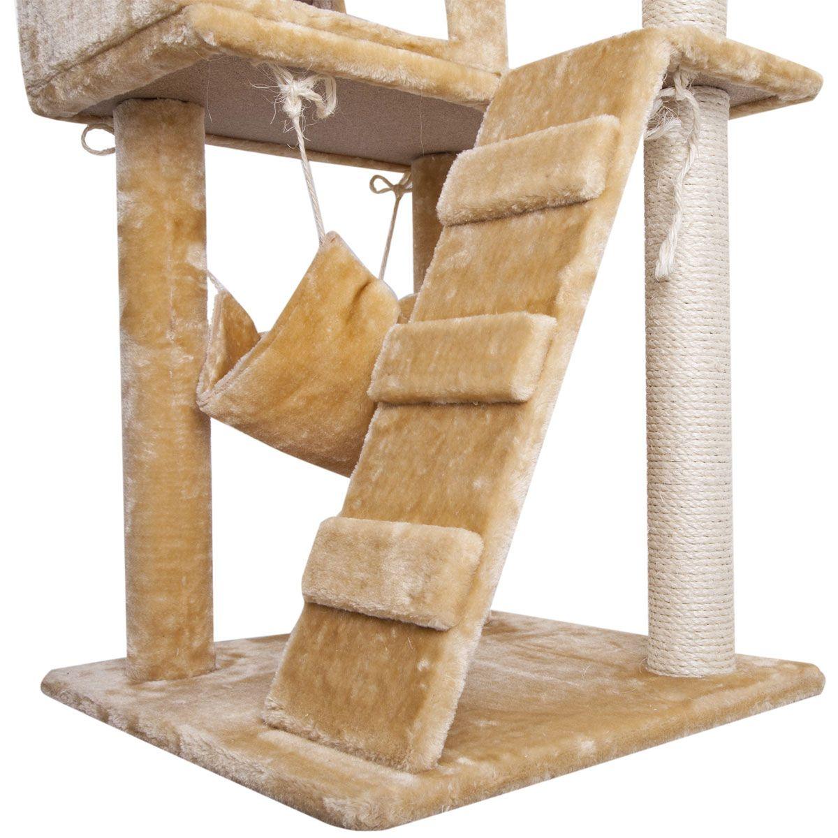 Pix For > Diy Cat Tree House Diy cat tree, Cat furniture