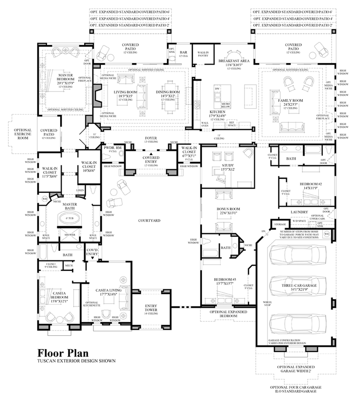 Scottsdale Az New Homes For Sale By Toll Brothers Turquesa Offers 0 New Home Designs With Luxuri Courtyard House Plans Mountain House Plans Dream House Plans