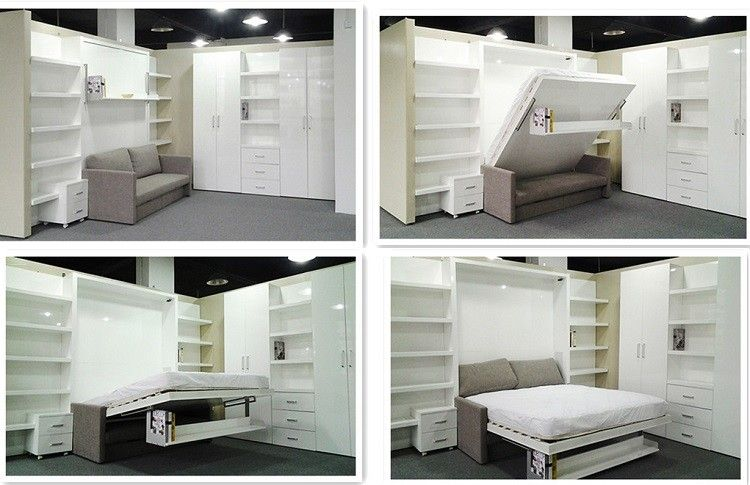 camas abatibles grandes de matrimonio | Furnitures/ Muebles ...