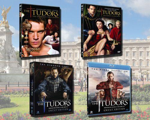 The Tudors!