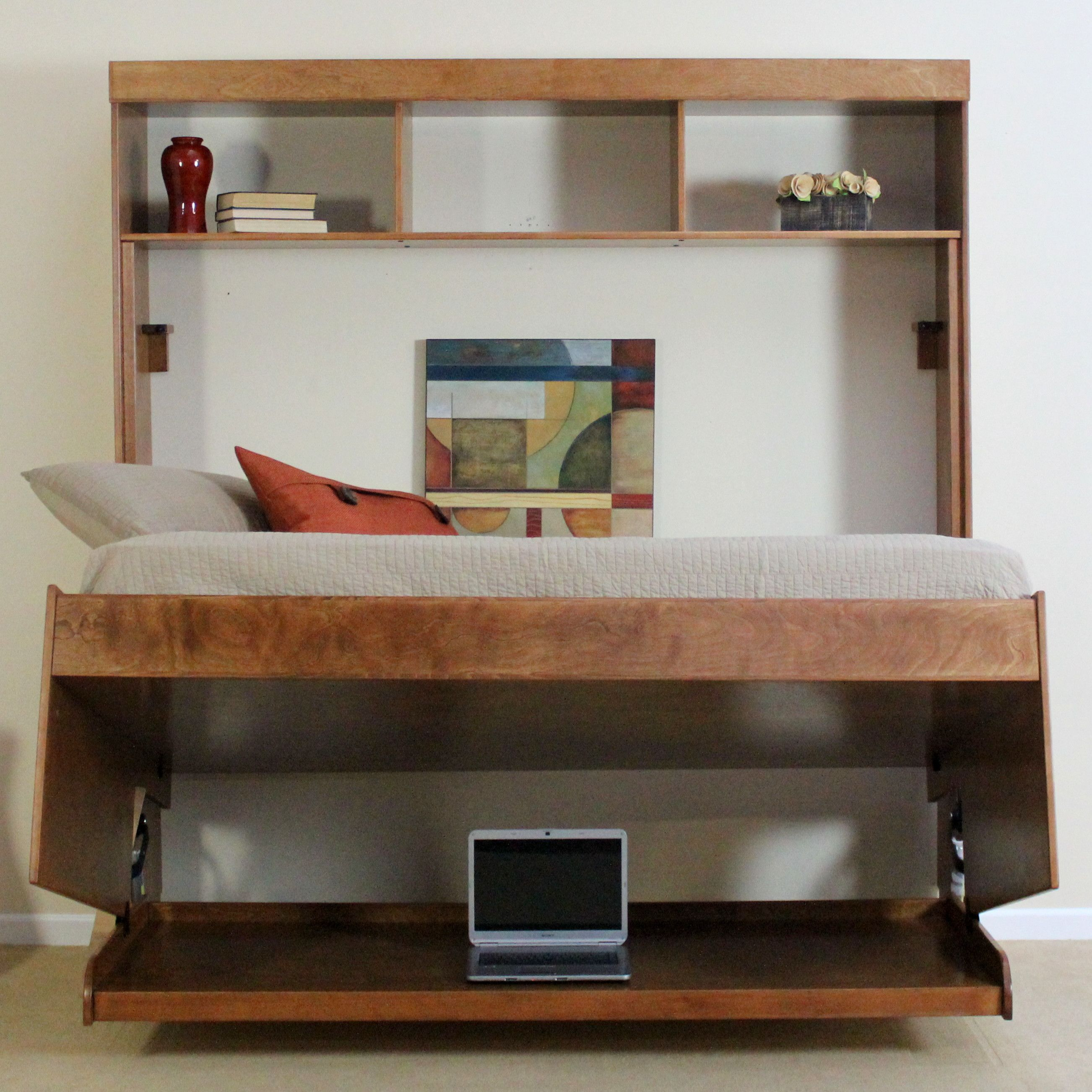 Customer Image Zoomed Murphy bed desk, Murphy bed diy