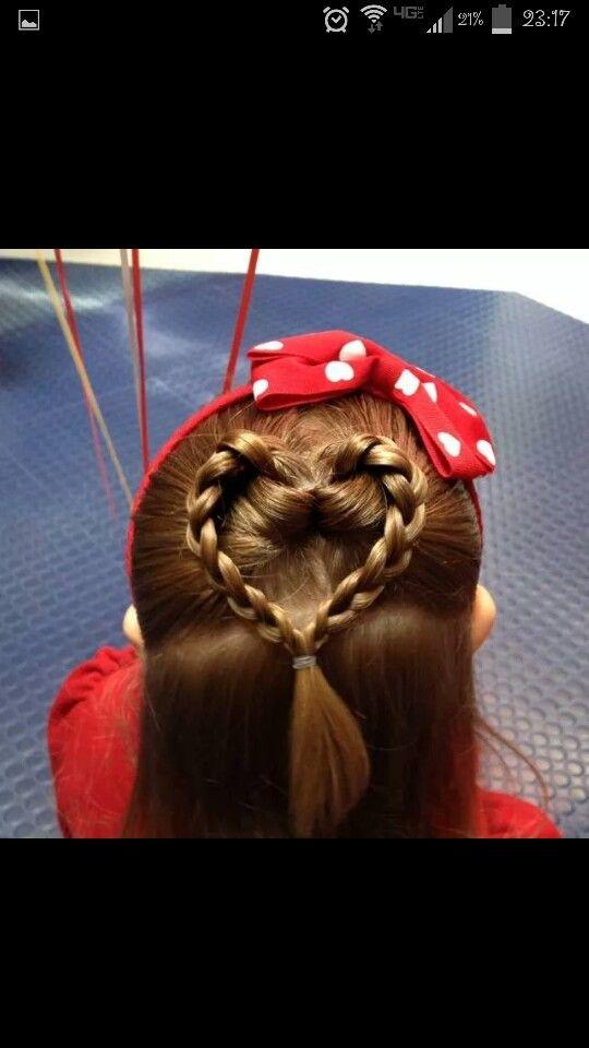 Hair for little girl