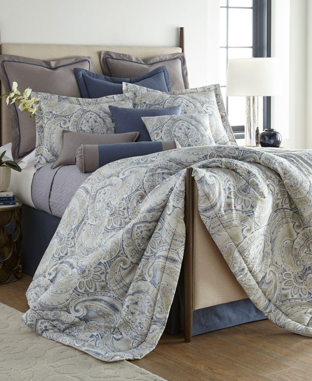 Austin Horn Classics Thread And Weave Charleston 3 Piece Comforter