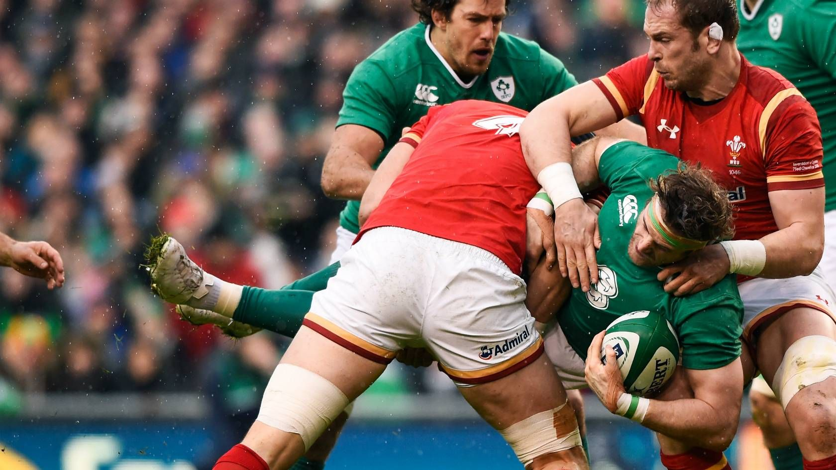 Six Nations Ireland v Wales Irlanda, Escocia