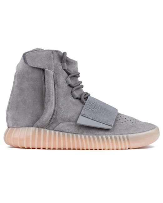 reputable site 31bd6 a8530 Adidas Originals   Gray Yeezy 750 Grey Gum for Men   Lyst