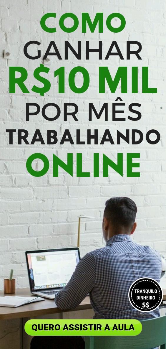 como você pode realmente ganhar dinheiro online