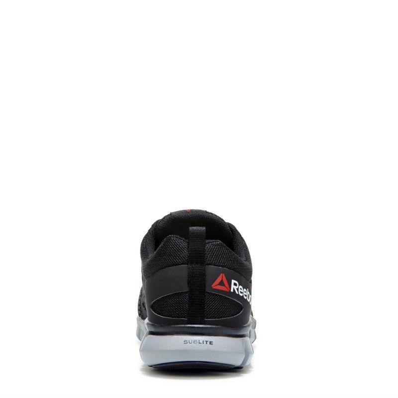 ffe3bc9d2cc4 Reebok Work Men s Subtile Cushion Medium Wide Alloy Toe Sneakers (Black)
