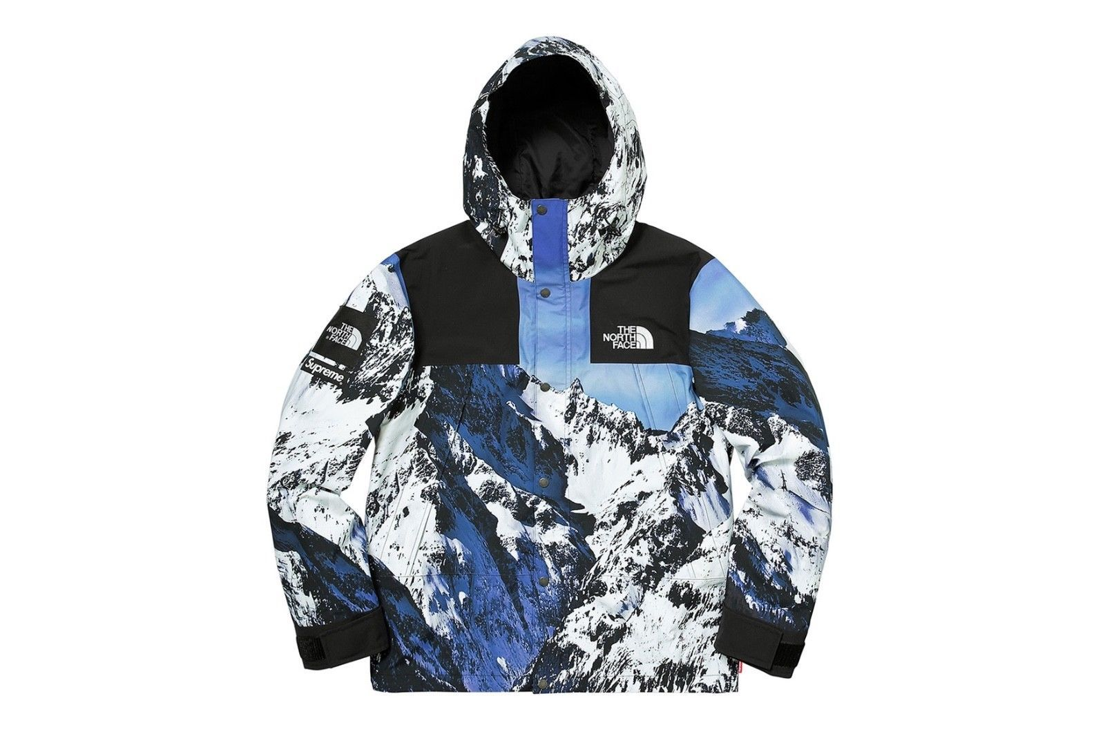 Supreme X The North Face Mountain Parka 2017 Size Small New Jacket Tnf Kanye West Style Dude Clothes The North Face