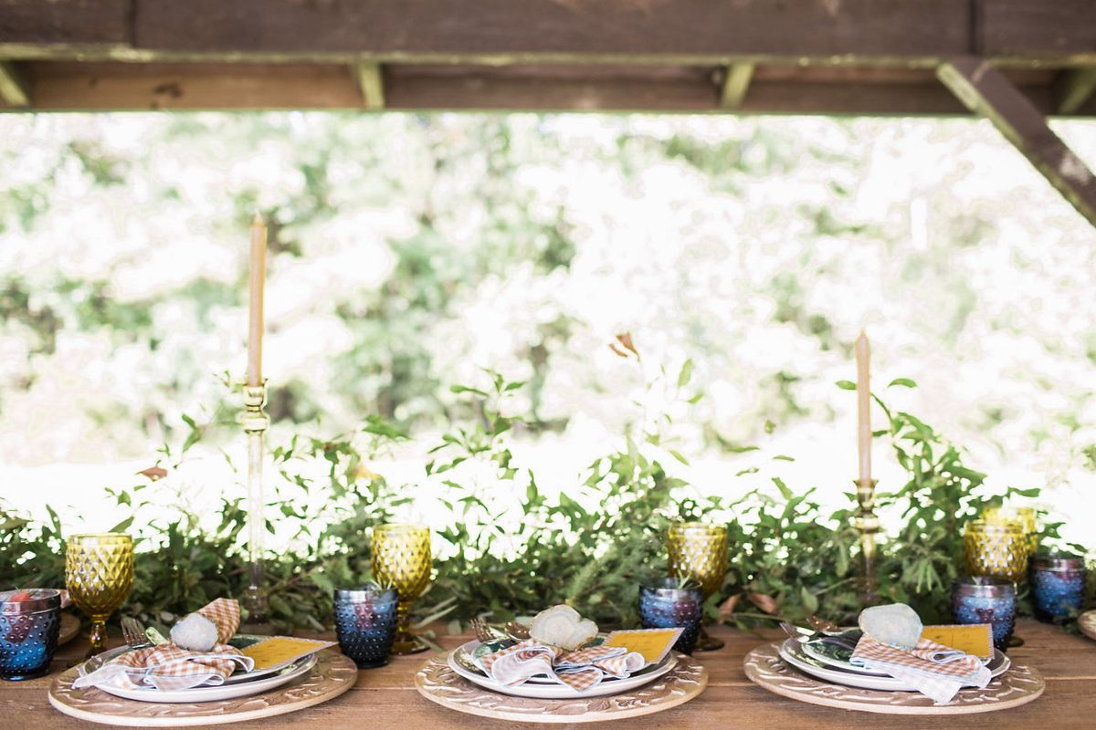 Summer Camp Inspired Wedding Ideas | Themed weddings, Wedding and ...