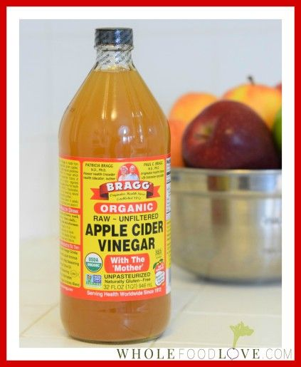Retro Remedies- in the kitchen OR in the spa!  ACV