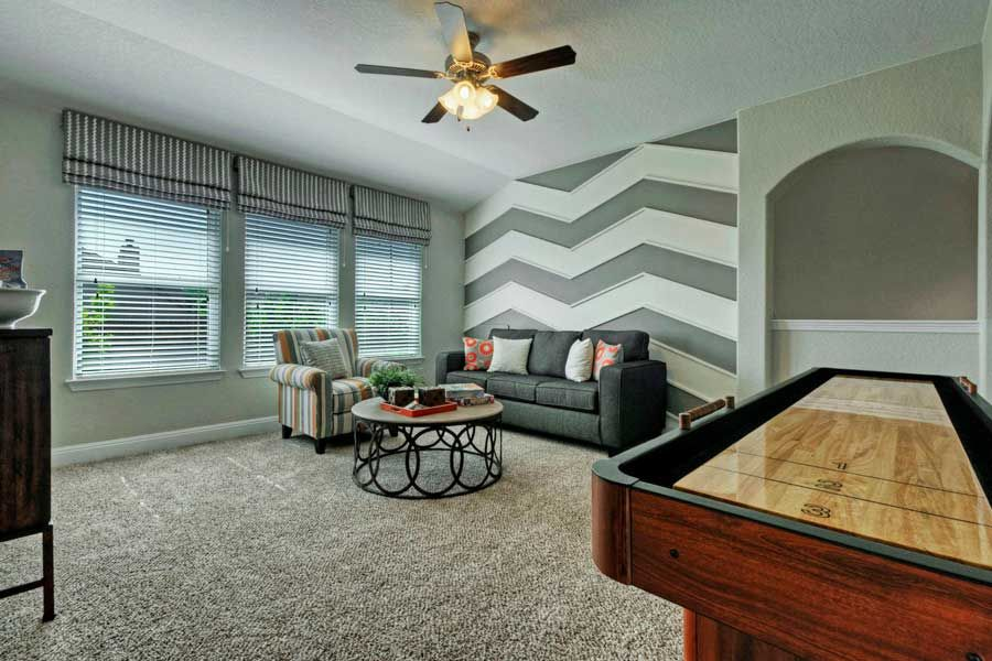 The Sheffield Plan At Regent Park In San Antonio Tx Chesmarhomes Gamerooms Home Game Room House