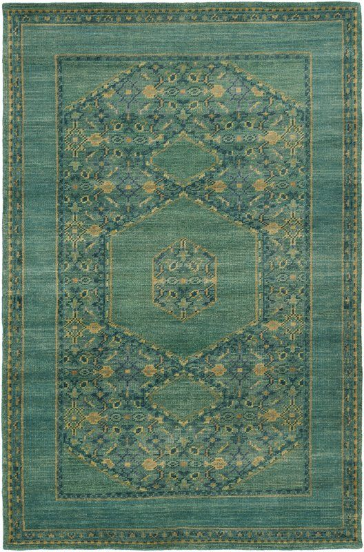 Dining Rm Option 2 Ryles Teal Area Rug Green Area Rugs Teal Rug Wool Area Rugs
