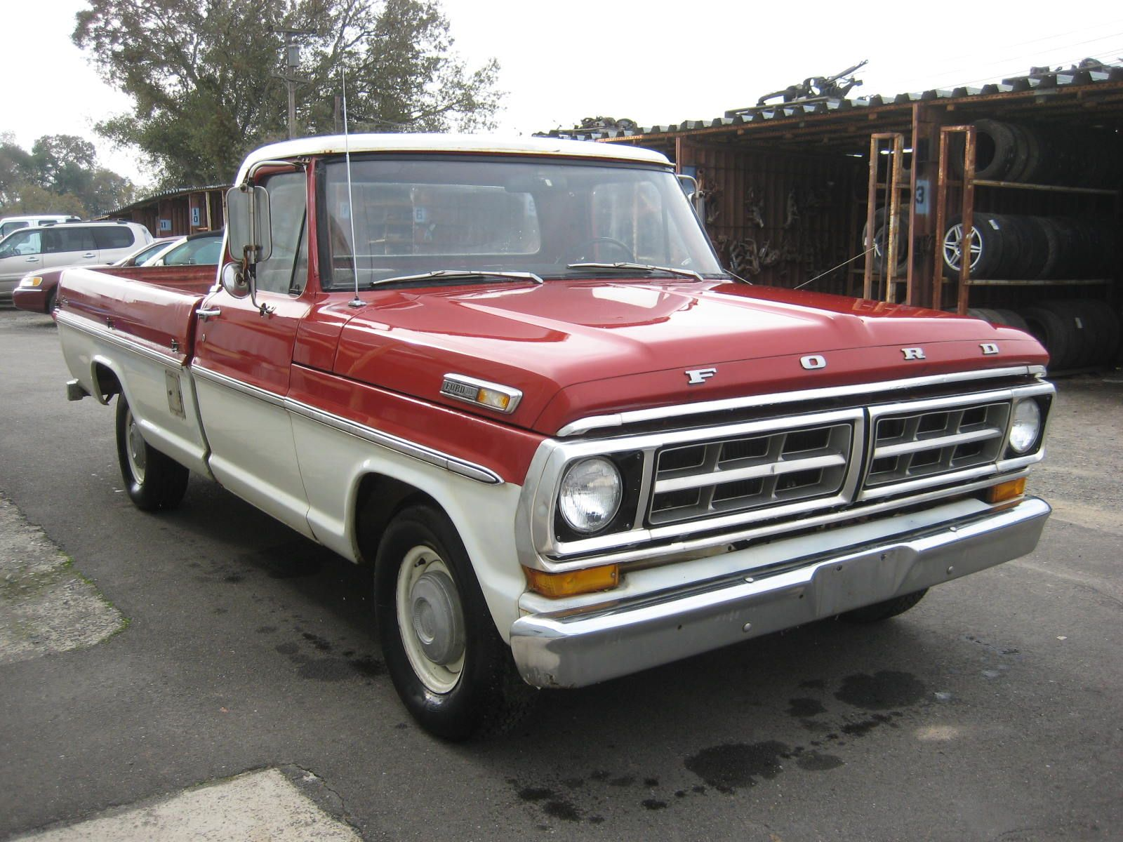 1971 ford f100 maintenance restoration of old vintage vehicles the material for new