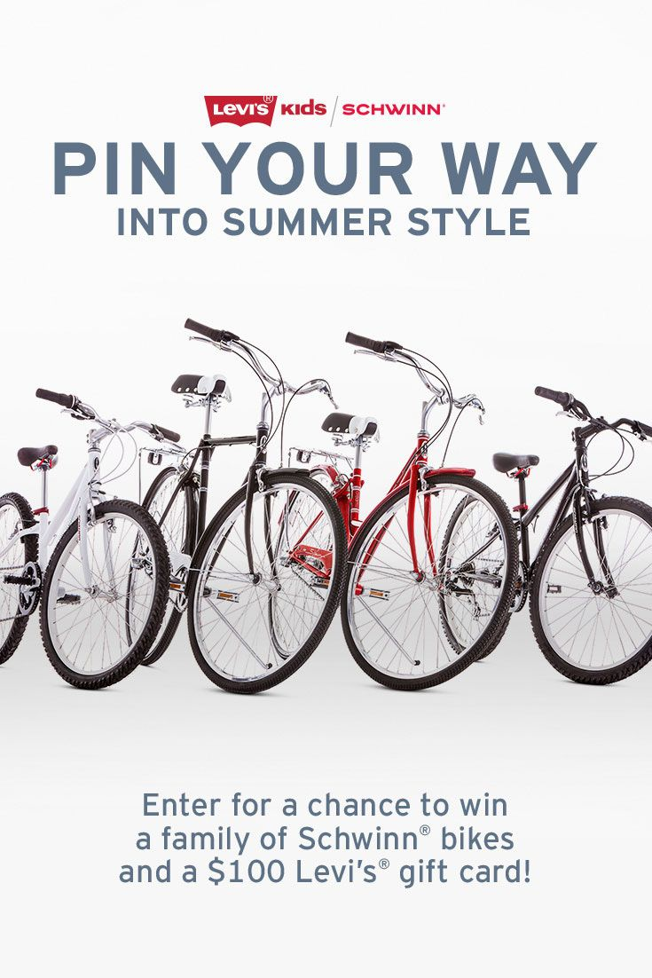 Find Out How You Could Win A Family Of Bikes And 100 To Jump