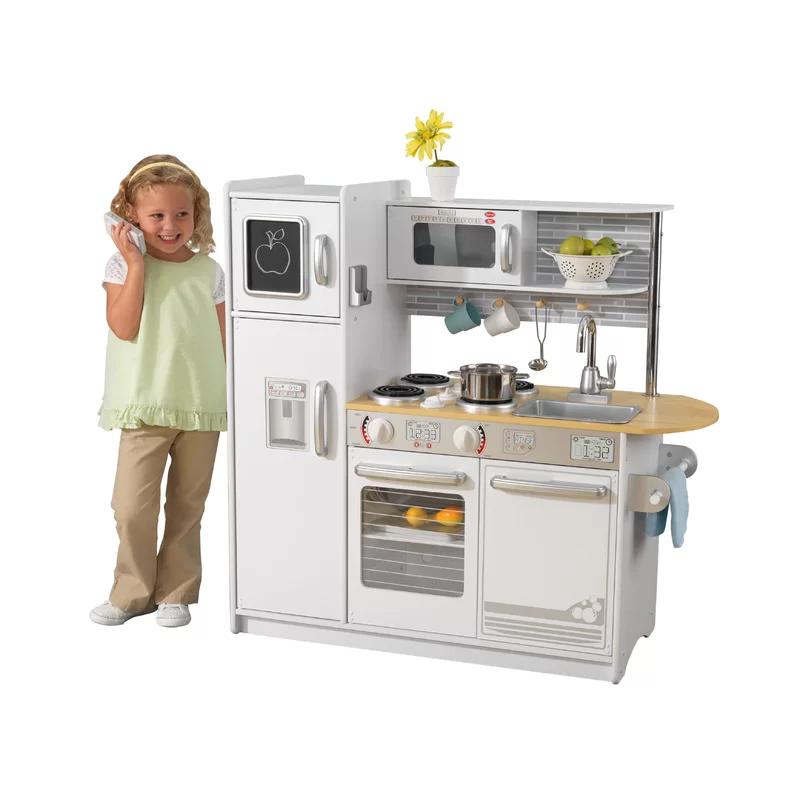 Uptown Play Kitchen Set Play Kitchen Sets Kitchen Sets Play Kitchen