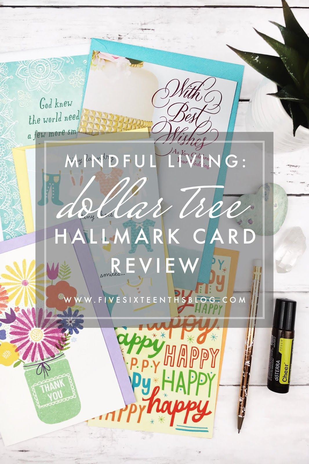 Mindful Living With Words Of Affirmation Hallmark