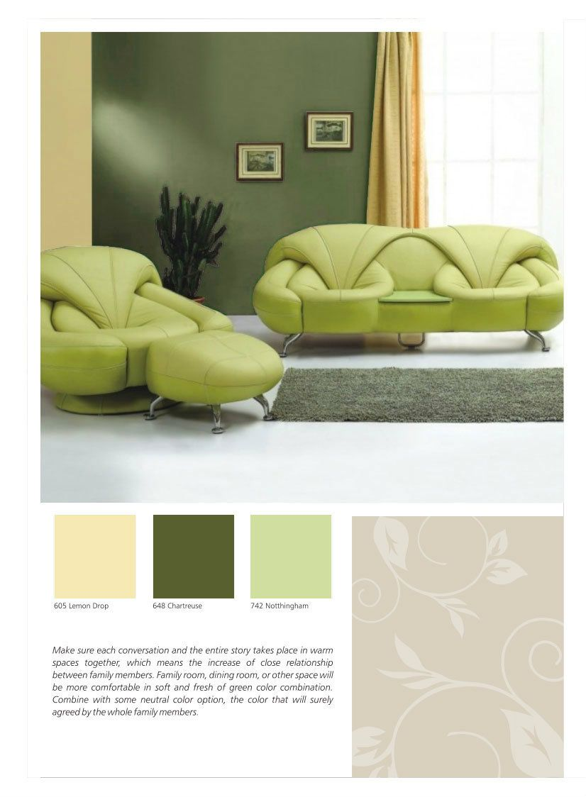 Need Ideas For Your Home Living Room Interior Design Try Chartreusse Nottingham From SANLEX