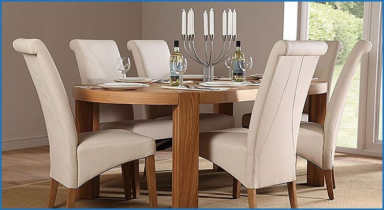 Cream Dining Room Furniture, Cream Colored Dining Table And Chairs