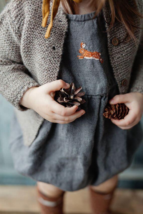 einzigartiges Design Freiraum suchen großes Sortiment La Petite Alice // Leinenkleidung für Kinder via etsy | Wee ...