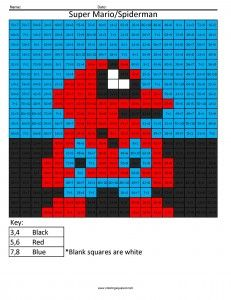 Superheroes Coloring Squared Superhero Coloring Pages Superhero Coloring Mario Coloring Pages