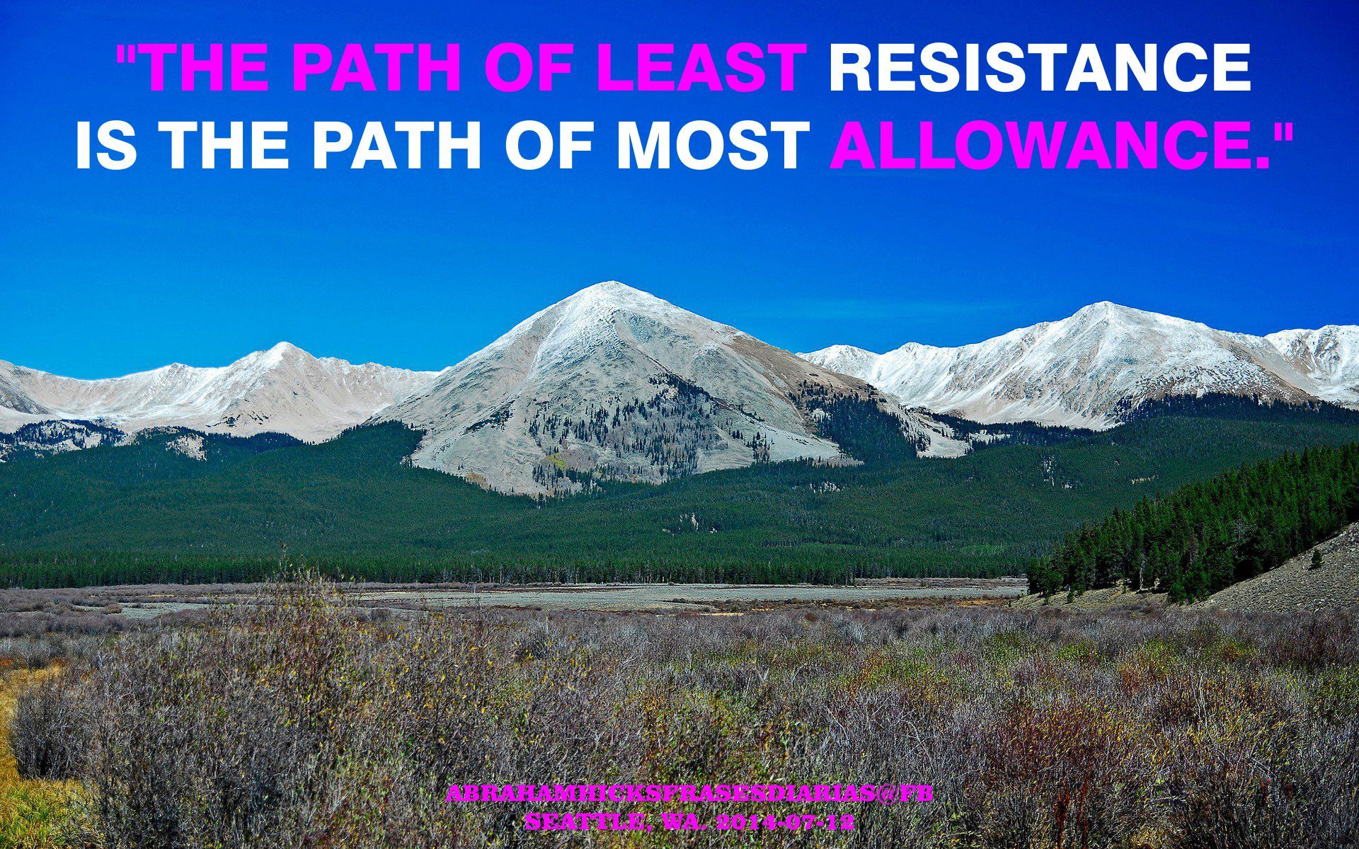 The Path Of Least Resistance Pdf