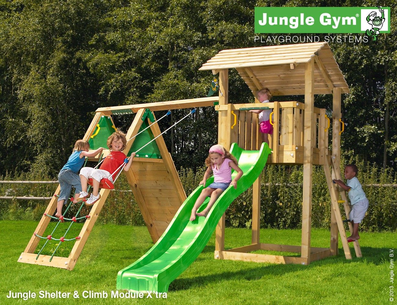 Fresh Jungle Gym Outdoor Play Equipment