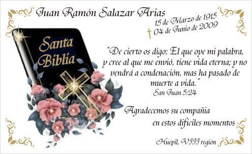 tarjetas de pesame en espanol gratis