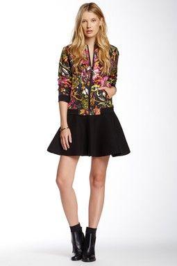Cotton Skater Skirt