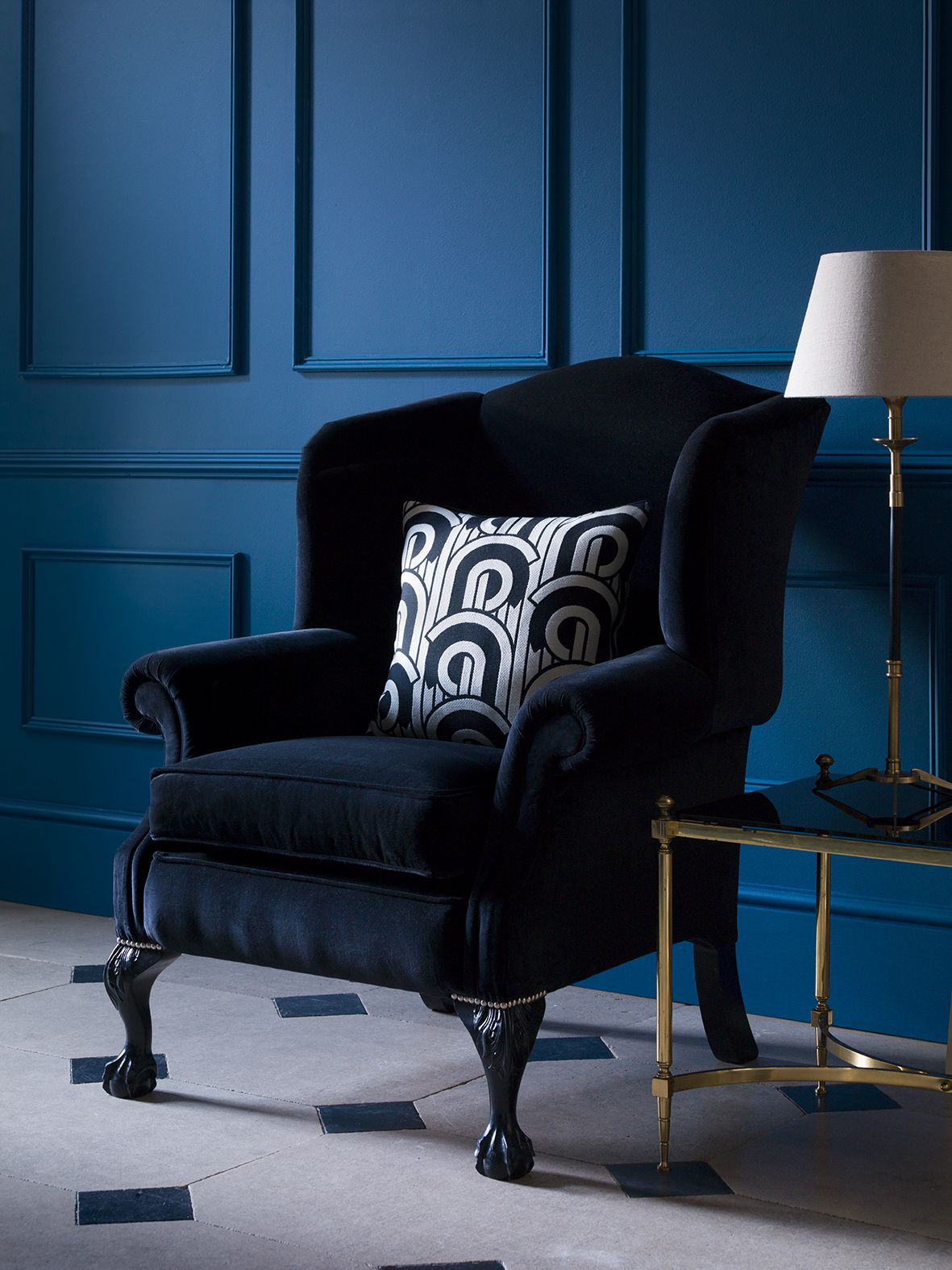 The Madeleine Chair Expertly Manufactured By British Brand