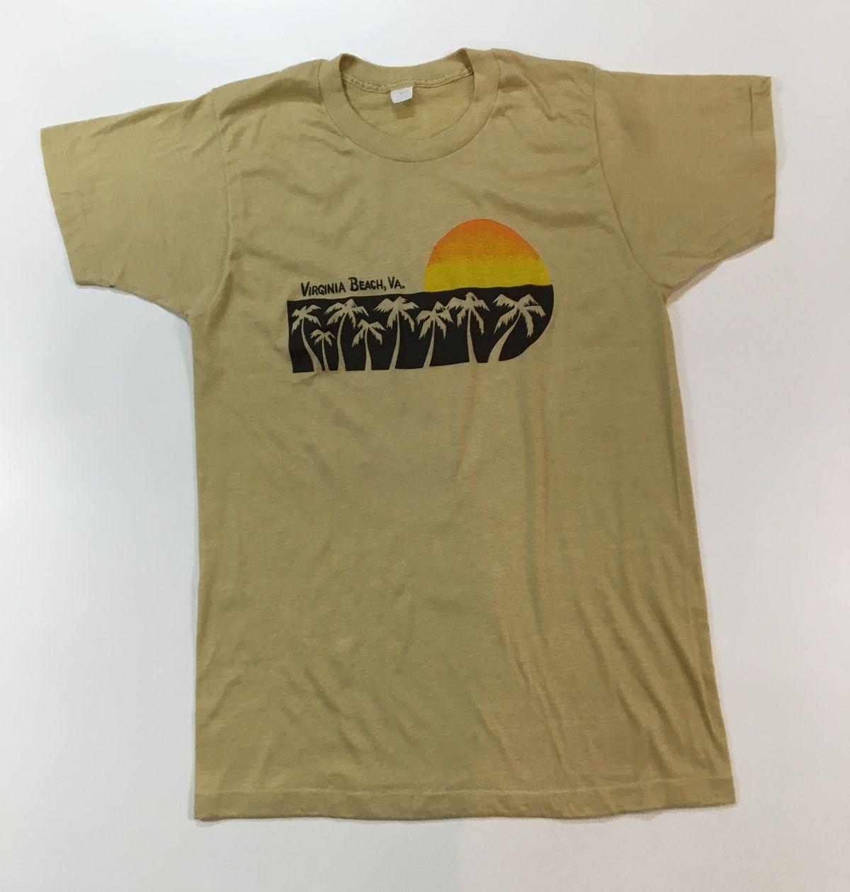 Reware Vintage Virginia Beach Tourist T Shirt