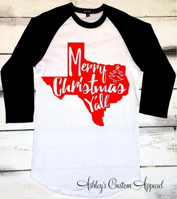 merry christmas ya ll shirt christmas shirts for women