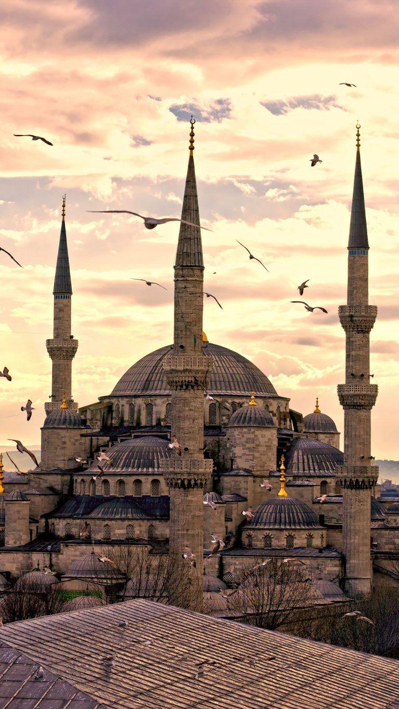 Sultanahmet Mosque Istanbul Turkey 4k Ultra Hd Mobile Wallpaper Istanbul Wallpaper Istanbul Istanbul Turkey Photography