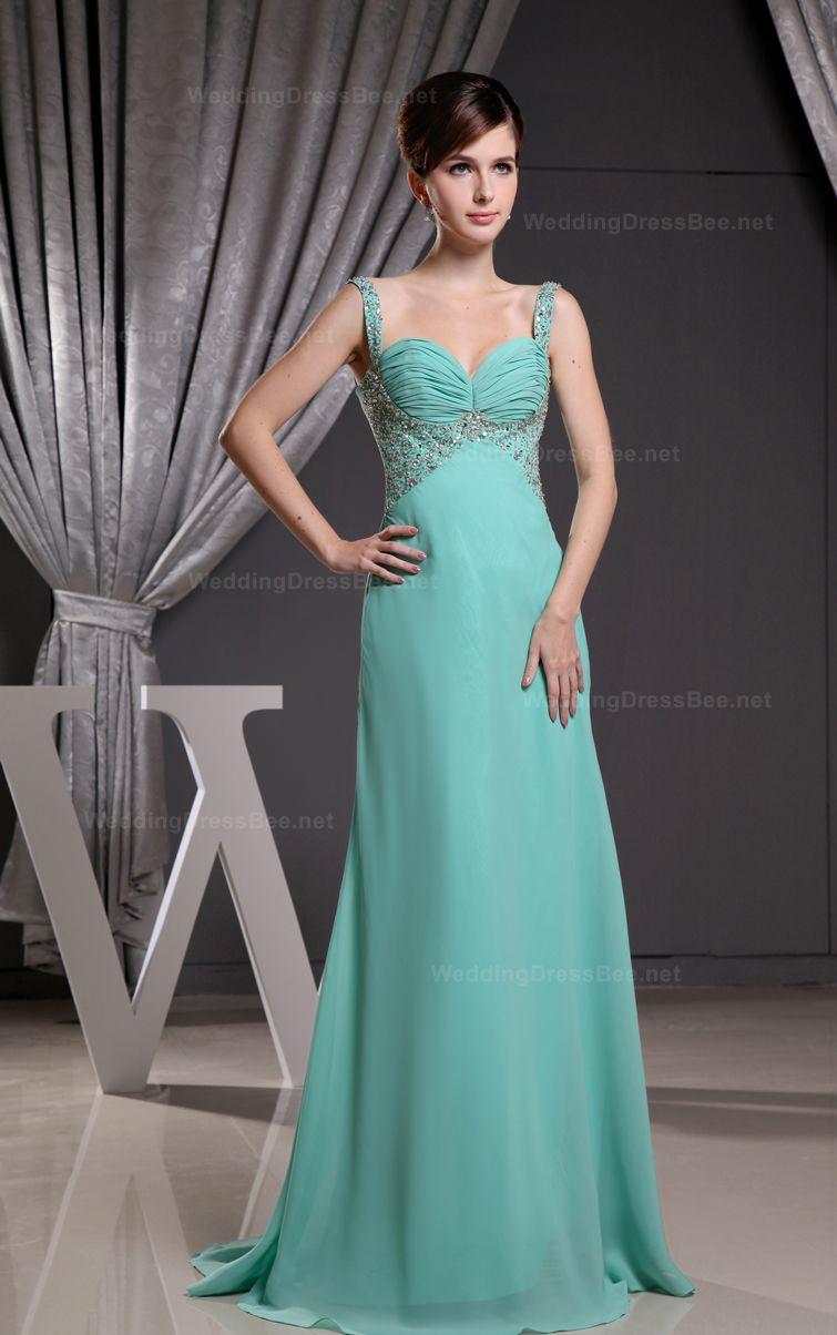 Stylish Bead and Ruffle Chiffon Overlay Dress | wedding stuff ...